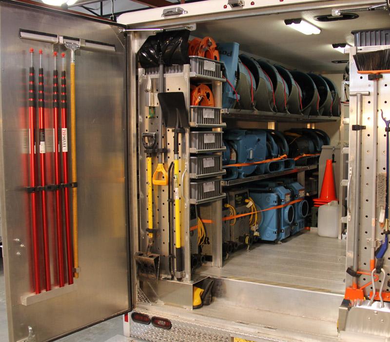 Hackney Contractor Service Vehicles